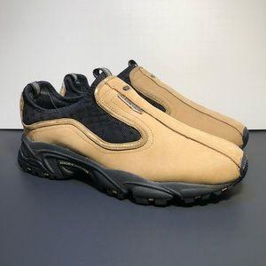 Skechers Stamina Amplitude Men's Tan Slip On Shoes